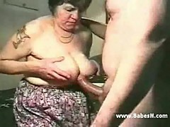 Amateur flick of older couple she is a bit kinky