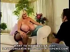 Monster tits fucked part1
