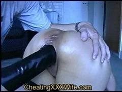 Mature milf amateur wife fisting