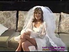 Bride gets fucked outdoors2