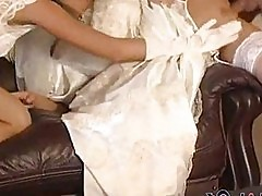 Claudia jameson and rita faltoyano sexy brides
