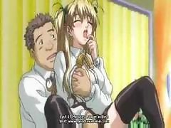 Japanese Cartoon - Bj And Fingering