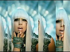 Lady Gaga - Poker Face(special video)