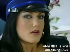 Female Police Agent Fucked In Her Pussy