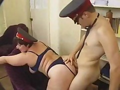 Sex Secrets Of Russian Po-pos - Soviet Cops Fucking Like Crazy