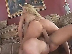 Porn star wife rides her juicy slits on a throbbing cock like a filthy cowgirl