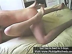 Amateur couple matinee