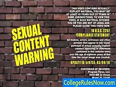 Real College Videos And Dorm SexTapes - CollegeRulesNow.com - movie-08