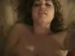 Fucking my Fat Chubby Ex GF Wet Pink Pussy, p1