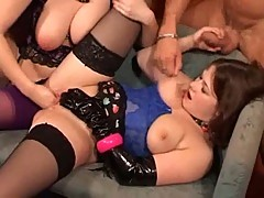 Anal and fist 3 some