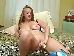 Busty amateur sex machine webcam