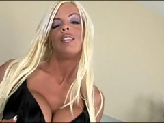 Jordan Blue- Perfect Lady Plays With FuckMachine