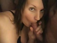 British Brunette Rachel In A Hotel Orgy And Sucks And Fucks For Facial