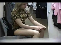 Girls get caught on hidden cam