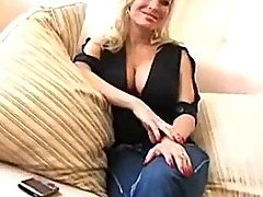 Blonde big tits milf by bitchyporn(dot)co