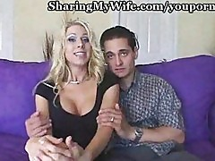 Cock Hungry Wife Gets A Real Man