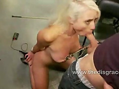 Amber gets fondled and finger fucked