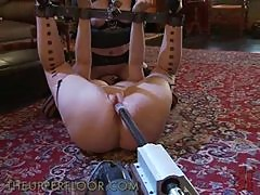 Blonde And Redhead Just Cant Get Enough of BDSM