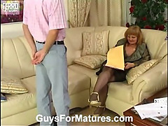 Viola&Rolf raunchy mature movie