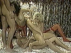 Scorching hot sex orgy says it all