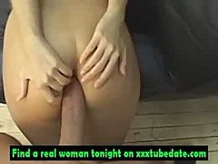 HomegrownVideos - You Want To Fit That WHERE?