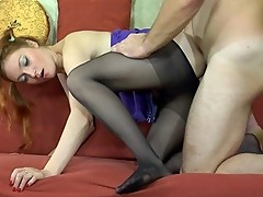 Rita&Bobbie amazing nylon feet movie