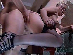 Sandy&Nicholas passionate nylon movie