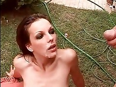 Sexy girl hot pissing and fucking action
