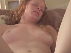 REDHEAD TINA LOVE TO SUCK AND FUCK