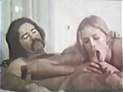 Vintage Porn Of Joan And Jeff From 1973 As They Suck And Fuck