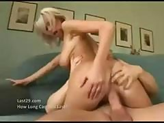 Blonde Russian Babe With Nice Tits Gets Pounded In Her Juicy Pussy