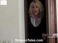 Russian cute milf Bridget & clifford & connor (bedroom) 6