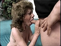 86 Years Old - deepthroat & fucking
