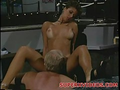 Blowjob and fuck with pornstar chanone