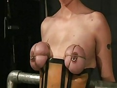 Unique breast tie up