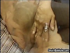 Pussy Juices From Squirting Hotties