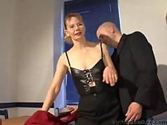Milf In Stockings And Glasses Fucks mature mature porn granny old cumshots cumshot