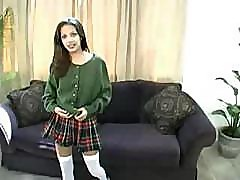 Schoolgirl Jenna Haze Enjoys Mean Dicking