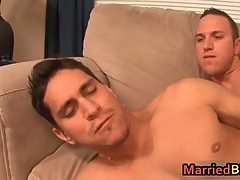 Married man having gay sex