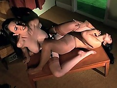 Motel Voyeur Kitty & Natalie