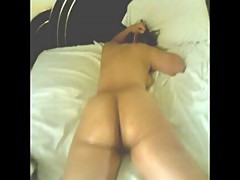 Girlfriend Asleep fucked from behind 2