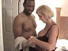 Mature Real Wife Enjoys Big Black Dick With..