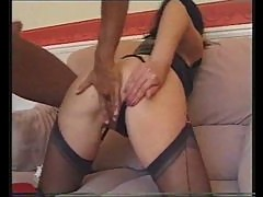 Sara Beattie and young man's cock