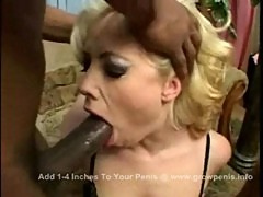 Adrianna nicole interracial threesome