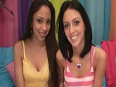 Alexis Love and Stephanie Cane