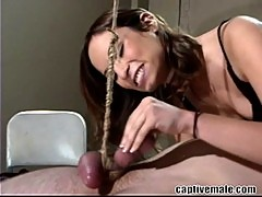 Captivemale - Amber Rayne & Ryan Knox