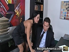 Angelina Valentine Latin Adultery (HD)