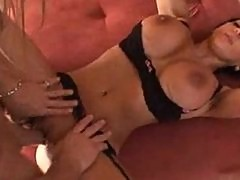 Audrey Bitoni takes a big dick