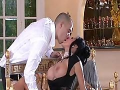 Dirty Slut Audrey Bitoni Having Fun With Fat Dick