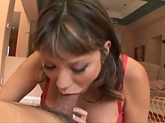Ava Devine is a sexy cock throating momma doing her thing before taking a fuck